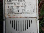 Higanylámpa trafó gázlámpa,halogén 2 db folytótekercs külső világítás