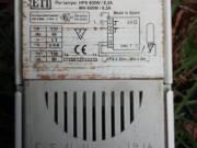 kültéri világítás higany lámpa trafó- transzformátor