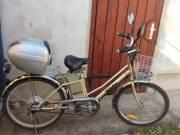 Használt Elektromos Kerékpár Velox 36-v-os 24-és méretű kerék!