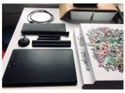 Újszerű WACOM INTUOS PRO M - PAPER EDITION digitalis rajztábla eladó