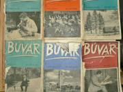 Búvár Folyóirat 6db / 1935 Franklin Társulat kiadása