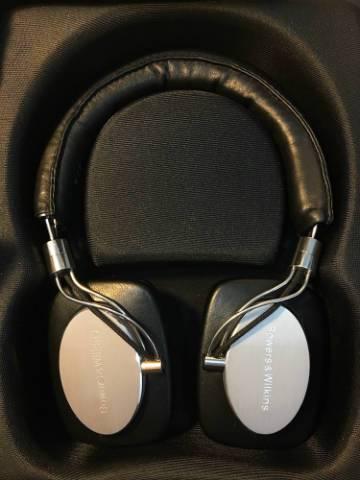 Bowers   Wilkins P5 audiophile fejhallgató Gyönyörű állapotú ... 3ba13f3c9a