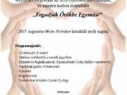Platán Hetényi Idősek Otthona Lakói és Dolgozói szeretettel meghívják az SOS Gyermekfalu családjait,