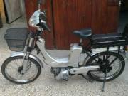 robbanomotoros kerékpár