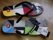 Új QUICKSILVER flip flop papucs 45-ös
