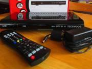 Techwood TW-C7100-632 HD DVBC kábel dekóder