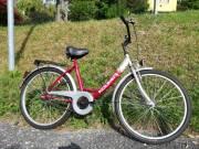KOLIKEN 26-os kerekű egysebességes kontrás kerékpár eladó.