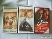 Eredeti, műsoros VHS kazetták