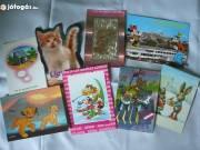 Új, íratlan képeslapok