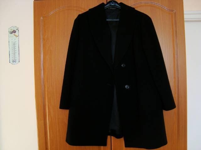 ad68210277 Női fekete tavaszi kabát eladó. - Hajdúszoboszló - Ruházat, Ruha