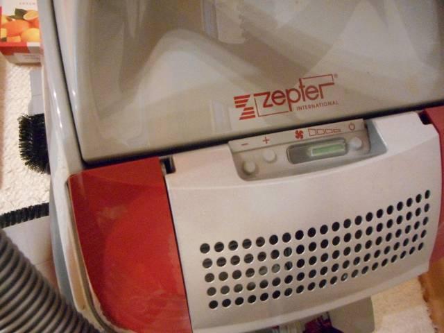 Zepter Cleansy PWC 100 vizes porszívó eladó Szombathely