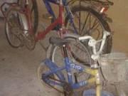 kerékpárok, gokart, korcsolya fotó
