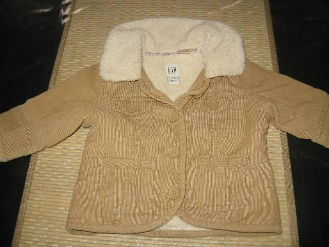 GAP szőrmebéléses bársony kabát - Abda - Ruházat 6177749f0a
