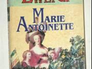 Stefan Zweig Marie Antoinette / könyv
