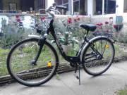 Reflex CB-100 német alumínium vázas kerékpár eladó fotó