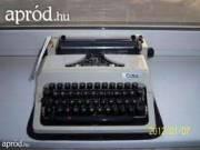 Erika írógép.