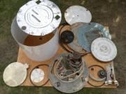 Hajdú forgótárcsás mosógép és centrifuga alkatrészek.