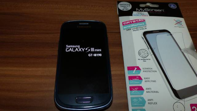 42a7c95396 Eladó egy kék Samsung Galaxy s3 mini - Budapest XV. kerület ...