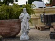 Jézus szíve szobor fotó