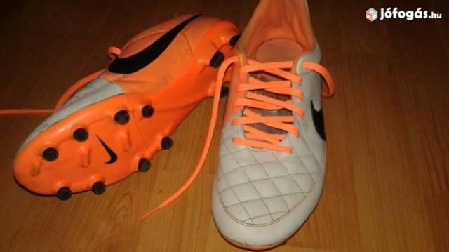 Műanyag stoplis Nike Tiempo foci cipő - Kiskunhalas - Sportfelszerelés 26340085b4