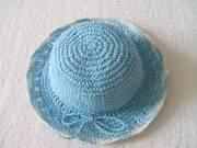 52-s Női nyári kalap