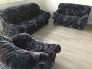 Szép ülőgarnitúra 3+2+1 -es eladó