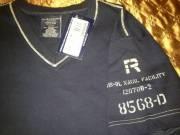 Új Polo Ralph Lauren Márkás pamut póló cimkés férfi fölső Usa S
