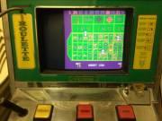 Ritka régi Vicoma játékgép Otthoni nyerőgép pénznyerő Rulett gép