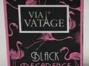 Via Vatage Black Decadence női parfüm 100ml