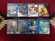 PS2 8db játék