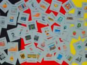 Német munkához MODERN Képes NÉMET 555 db. os életszerű szókártya