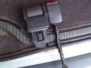 Nissan Almera biztonsági öv