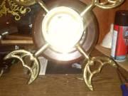 Ventilátor (4 lapát) és világító (plafonra szerelhető)