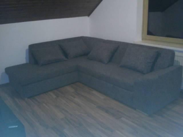 Új sarok ülőgarnitúra eladó - Sopron - Otthon, Bútor, Kert