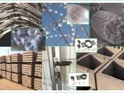 Vadháló Drótfonat Kerítés építés Drótkerítés Kerítésdrót Betonoszlop Oszlop drótháló