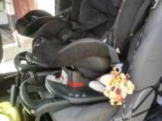 2 Darab BeSafe iZi Comfort X3 IZOFIX autós gyerekülés 9-18 kg Eladó!