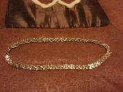 Eladó a képen látható Bizánci nemesacél nyaklánc 8e0c68cda1