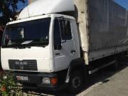 Eladó MAN teherautó fotó