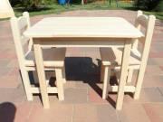 Gyerekasztal gyerekszék gyerek  asztal szék nem fiókos