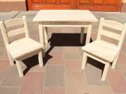 Gyerekasztal gyerekszék gyerek asztal szék MINI bútor nem fiókos