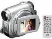 JVC videókamera, távirányítóval és ajándék TÁSKÁVAL!!