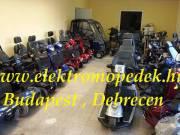 Új és Használt Elektromos Moped,Rokkantkocsi,Adás Vétel Alkatrészek,Aksik,Gumik stb