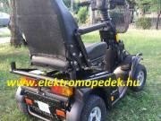 Elektromos Moped Rokkantkocsi Elektromoped Mini Crosser Nagy Kerekekkel  Garanciával Számlával.
