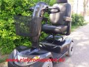 Elektromos Moped Rokkantkocsi Elektromoped Invacare Comet  Számlával.