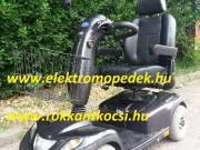 Elektromos Moped Rokkantkocsi Elektromoped Invacare Comat Alpine Garanciával Számlával.