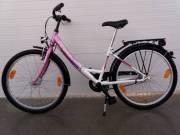 """Kerékpár Bicaj Bringa Pegasus 24"""" Kislány Keró Újszerű Állapotban Agydinamós Olcsón Eladó."""