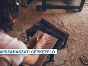 Betanított lapszabászati gépkezelőt keresünk Pécsre