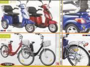 Elektromos kerékpár eladó fotó