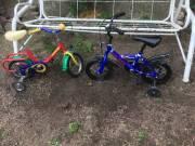 3 kerekű gyermek kerékpár