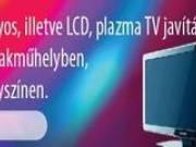 TV - LCD SZERVIZ GYÁL 06203412227